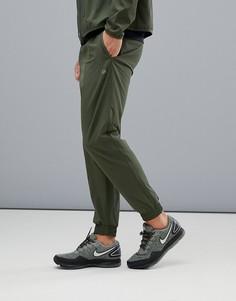 Джоггеры с логотипом Calvin Klein Performance - Зеленый