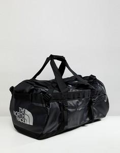 Черная сумка дафл вместимостью 71 л The North Face - Черный