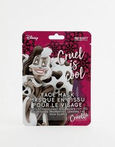 Маска для лица на Хэллоуин Villian - Cruella - Бесцветный Beauty Extras