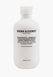 Шампунь Grown Alchemist для окрашенных волос 200 мл