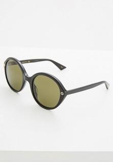 Очки солнцезащитные Gucci GG0023S 001