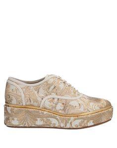 Обувь на шнурках Tory Burch