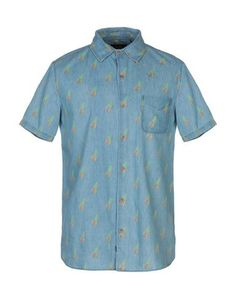 Джинсовая рубашка Globe