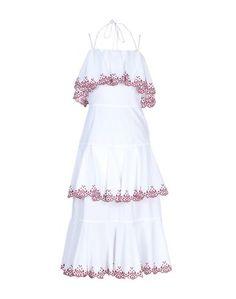 Платье длиной 3/4 Rebecca Minkoff