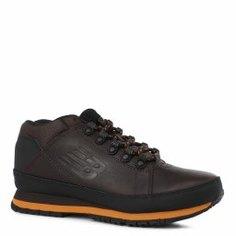 Кроссовки NEW BALANCE H754 темно-коричневый
