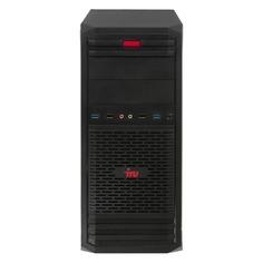 Компьютер IRU Office 315, Intel Core i5 7400, DDR4 8Гб, 240Гб(SSD), Intel HD Graphics 630, Free DOS, черный [1087900]