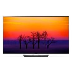 "OLED-телевизор LG OLED55B8SLB ""R"", 55"", Ultra HD 4K (2160p), черный/ серебристый"