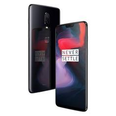 Смартфон ONEPLUS 6 128Gb, зеркальный черный