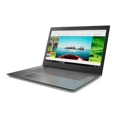 "Ноутбук LENOVO IdeaPad 330-17AST, 17.3"", AMD A6 9225 2.6ГГц, 8Гб, 1000Гб, AMD Radeon R530 - 2048 Мб, Windows 10, 81D7003NRU, черный"