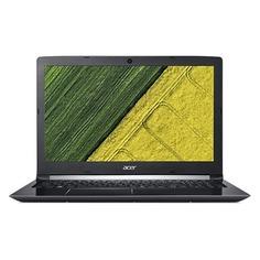 """Ноутбук ACER Aspire A515-51G-37W8, 15.6"""", Intel Core i3 6006U 2.0ГГц, 6Гб, 500Гб, nVidia GeForce Mx150 - 2048 Мб, Windows 10, NX.GPCER.007, черный"""