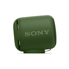 Портативная колонка SONY SRS-XB10, 5Вт, зеленый [srsxb10g.ru2]