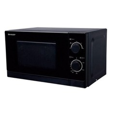 Микроволновая печь SHARP R-2000RK, черный