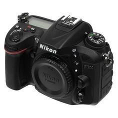 Зеркальный фотоаппарат NIKON D7200 body, черный
