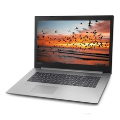 "Ноутбук LENOVO IdeaPad 330-17IKBR, 17.3"", Intel Core i3 8130U 2.2ГГц, 8Гб, 128Гб SSD, AMD Radeon R530 - 2048 Мб, Free DOS, 81DM009BRU, серый"