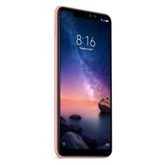 Смартфон XIAOMI Redmi Note 6 Pro 32Gb, розовое золото