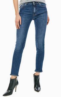 Зауженные джинсы синего цвета Bailas GAS