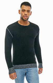 Джемпер черного цвета с круглым вырезом Cheap Monday