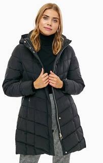 Удлиненная зимняя куртка с карманами Geox