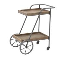"""Стол-консоль на колесах """"Federica"""" To4rooms"""