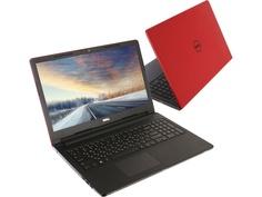 Ноутбук Dell Inspiron 3573 3573-6113 Red (Intel Pentium N5000 1.1 GHz/4096Mb/1000Gb/Intel HD Graphics/Wi-Fi/Cam/15.6/1366x768/Linux)