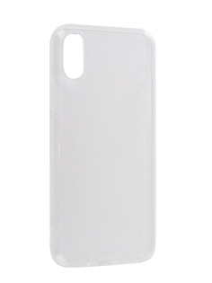 Аксессуар Чехол Gurdini Ultra Twin 0.3m для APPLE iPhone X/XS 5.8 Transparent 906797