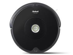 Пылесос-робот iRobot Roomba 606 Black