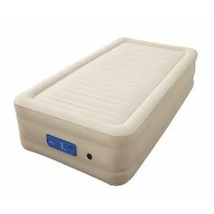 Надувная кровать, встроенный электронасос с автоподкачкой bestway alwayzaire fortech 191х97х43см 69030 bw
