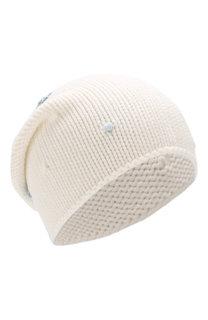 Кашемировая шапка с вышивкой Loro Piana