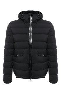 Пуховая куртка Achard на молнии с капюшоном Moncler