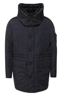 Пуховая куртка Ales на молнии с капюшоном Moncler