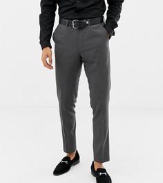 Строгие брюки скинни Heart & Dagger - Серый