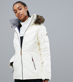 Белая куртка Roxy Quinn - Белый