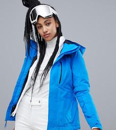 Синяя женская куртка The North Face Descendit - Синий