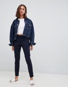 Узкие брюки Minimum - Синий