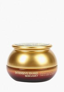 Крем для лица Bergamo с экстрактом змеиного яда антивозрастной, 50 гр