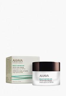Крем для лица Ahava для подтяжки кожи с широким спектром защиты spf 20. Дневной. 50 мл