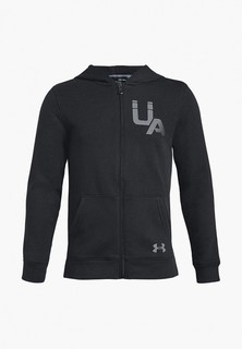 Толстовка Under Armour Rival Logo Full Zip Rival Logo Full Zip