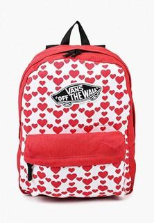 Рюкзак Vans WM REALM BACKPACK Hearts