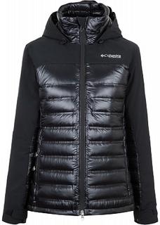 Куртка пуховая женская Columbia Heatzone 1000 TurboDown II, размер 42