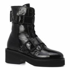 Ботинки VIC MATIE 1T7006D черный