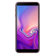 Смартфон SAMSUNG Galaxy J6+ (2018) 32Gb, SM-J610F, красный