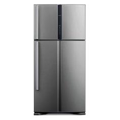 Холодильник HITACHI R-V 662 PU3X INX, двухкамерный, нержавеющая сталь
