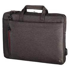 """Сумка для ноутбука 13.3"""" HAMA Manchester, коричневый [00101869]"""