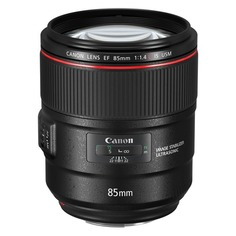 Объектив CANON 85mm f/1.4L EF IS USM, Canon EF [2271c005]