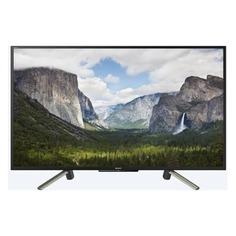 """LED телевизор SONY KDL50WF665BR 50"""", FULL HD (1080p), черный/ серебристый"""