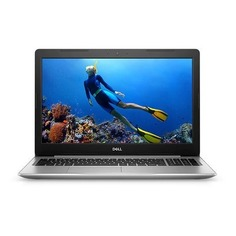 "Ноутбук DELL Inspiron 5570, 15.6"", Intel Core i5 8250U 1.6ГГц, 8Гб, 1000Гб, AMD Radeon 530 - 2048 Мб, DVD-RW, Linux, 5570-6298, серебристый"