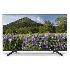 "LED телевизор SONY KD65XF7096BR2 64.5"", Ultra HD 4K (2160p), черный"