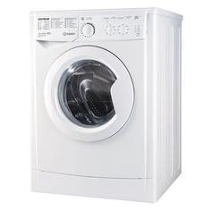 Стиральная машина INDESIT EWUC 4105, фронтальная загрузка, белый