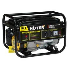 Бензиновый генератор HUTER DY4000L, 220 В, 3.3кВт [dy4000l ]