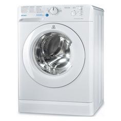 Стиральная машина INDESIT Innex BWSB 61051, фронтальная загрузка, белый